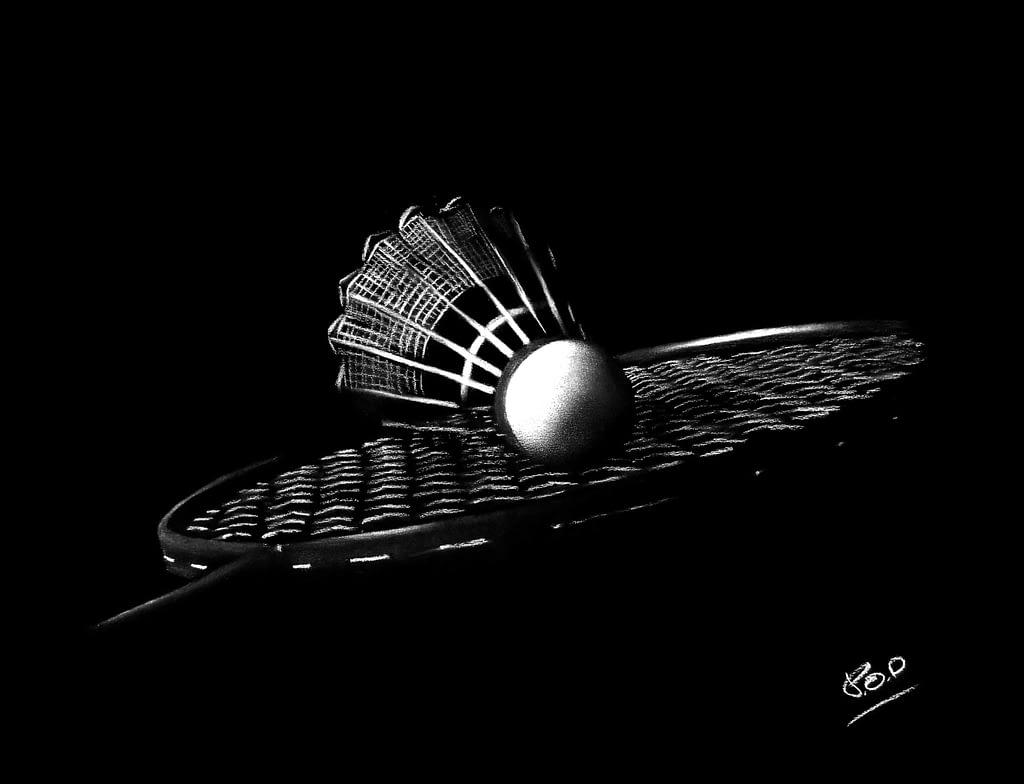 painting-badminton-2