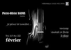 exposition Daunis Pierre-Olivier